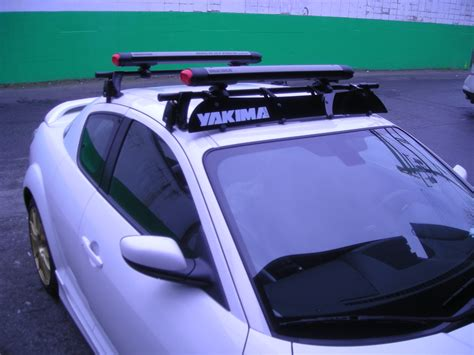 Rx8 Roof Rack by Ski Snowboard Racks Rack Attack Vancouver S