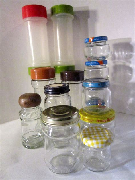 small bottles for herbs and spices jars with lids for diy