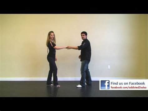 swing dance steps youtube salsa dancing basic step from swing style youtube