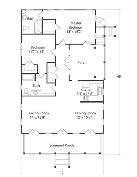 cottage floor plans 1000 sq ft best square log home design 1000 sq ft studio