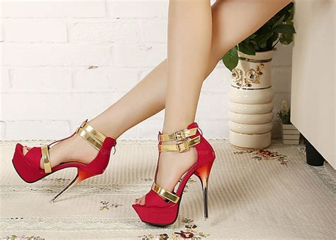 diy high heel shoes diy high heel sandals ideas diy craft projects