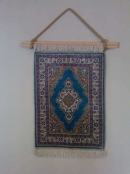 how to hang a rug on wall hanging fringed rug on wall home ideas