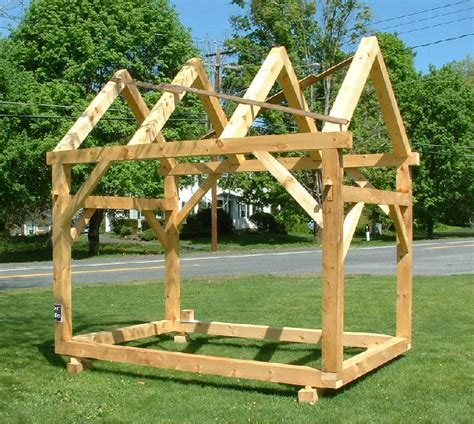 design timber frame shed blueprints acquire do it yourself storage shed