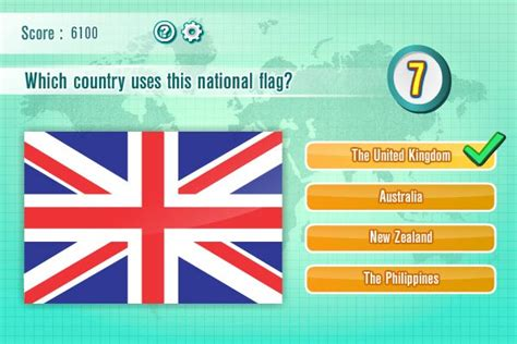 flags of the world quiz game world flags quiz game free download