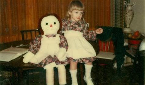 annabelle doll biography 10 of the world s most mysteriously haunted objects
