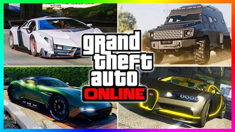gta 5 best car 10 vehicles you absolutely must own in gta gta 5
