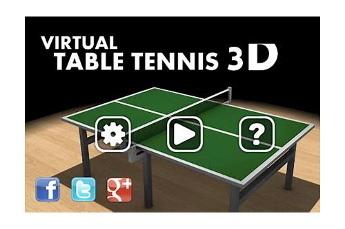 coupon code table tennis 3d