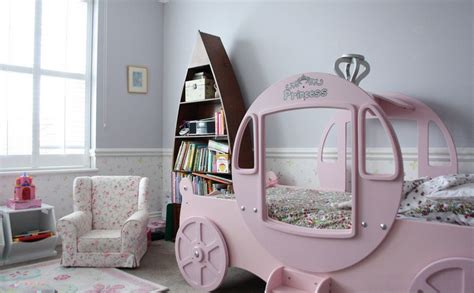 Princess Carriage Bed Rooms To Go by Turning A Room Into A Princess Lair Ideas For