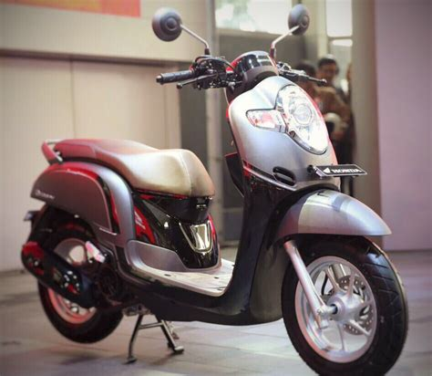Lu Led Motor Scoopy specs all new scoopy 2017 mesin sama tapi upgrade fitur