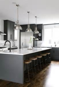Kitchen Islands Black 25 best ideas about black kitchen island on pinterest