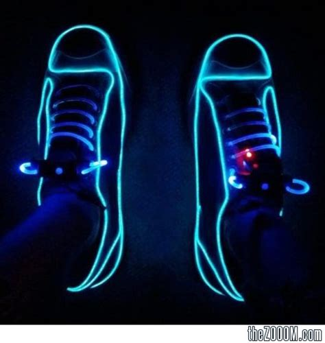 neon light up sneakers pinterest the world s catalog of ideas