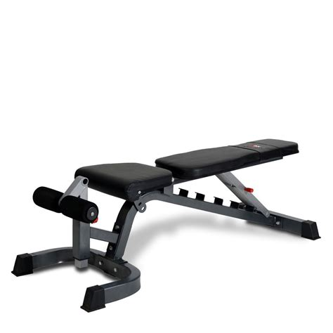 heavy duty weight bench dkn fid elite heavy duty utility bench