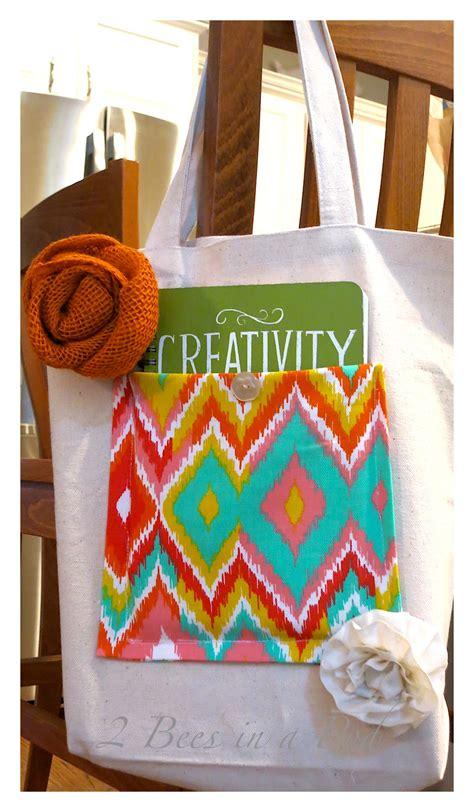 canvas home basics design project organizer diy canvas bag canvas tote bag diy diy bags school
