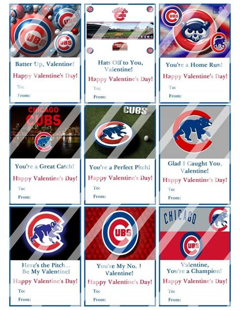 chicago valentines day ideas 17 best images about cubs classroom on