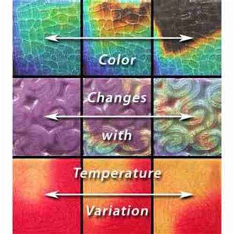moving color tiles heat sensitive tiles cool ideas for decorating with