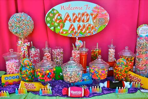 candyland images for decorations candyland themed sweet 16 new decoration decorations
