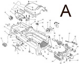 ridgid 535 parts list and diagram early style ereplacementparts