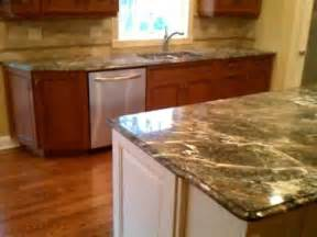 Kitchen Countertop Backsplash rainforest green marble kitchen countertops youtube