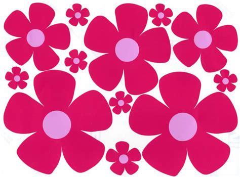 Flower Sticker Design