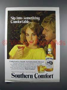 southern comfort ad 1979 southern comfort liquor ad sip into something