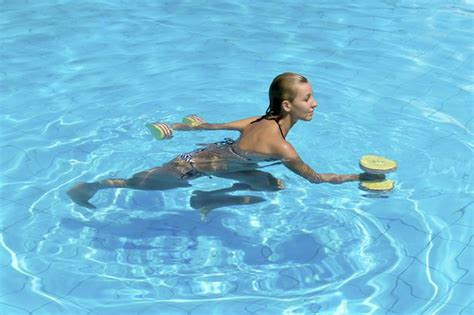water exercises to lose weight in legs stomach livestrong