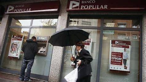 trabajar en el banco popular trabajadores banco popular anuncian movilizaciones de