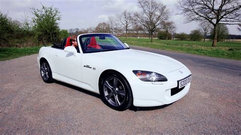 honda cars 2000 honda uk brings out s2000 from heritage collection