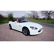Honda UK Brings Out S2000 From Heritage Collection