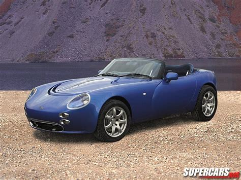 Tvr Supercar 2000 Tvr Tamora Concept Supercars Net