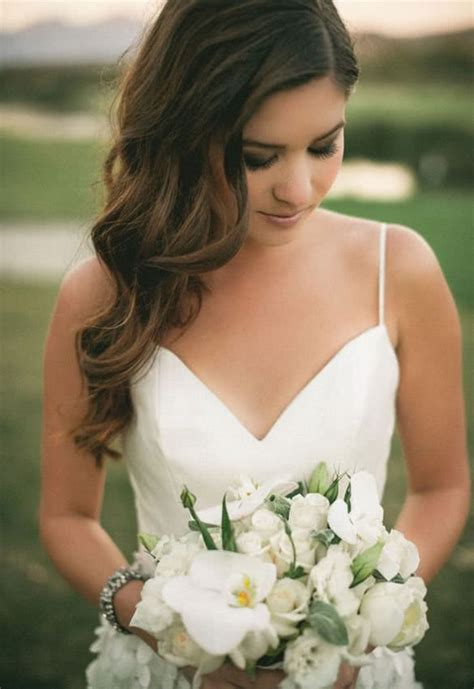 Wedding Hairstyles Swept To One Side by The Ultimate Guide To Side Swept Wedding Hair