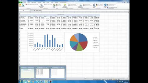 reporting sle sales forecasting and reporting with excel files