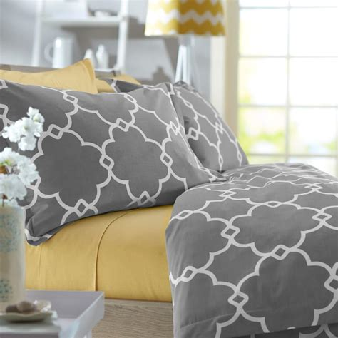 is a duvet cover a comforter 9 best grey and white duvet cover sets that won t break