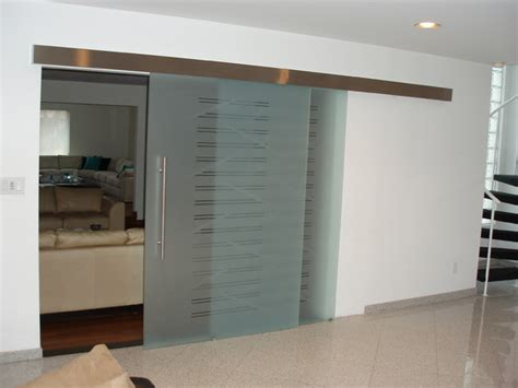 Sliding Glass Doors Interior Modern Parallel Glass Sliding Door On The Wall Model Sagitta Modern Interior Doors New York