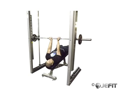 smith machine bench press conversion machine decline chest press exercise database jefit