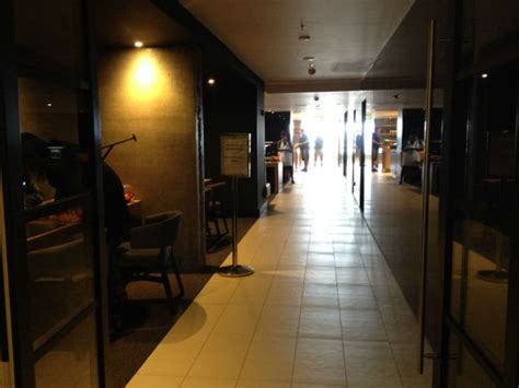Hilton Sydney Executive Club Lounge Ariana Manufactured Spending On Gift Cards