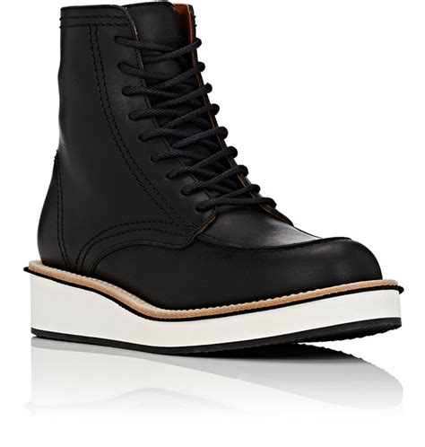 givenchy rottweiler ankle boots spotted the weeknd in givenchy at s secret show pause s