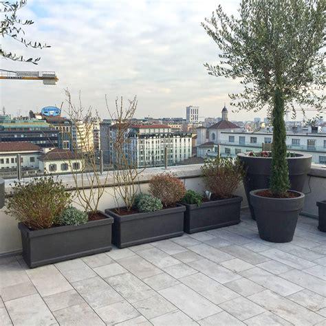 terrazzo fiorito progetto terrazzo fiorito primanatura giardini