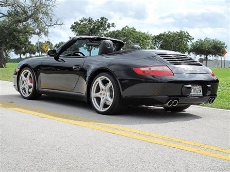 porsche 911 convertible 2005 2005 porsche 911 s cabriolet german cars for