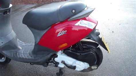 2007 piaggio zip 50 4t 4 stroke vgc scooter moped original