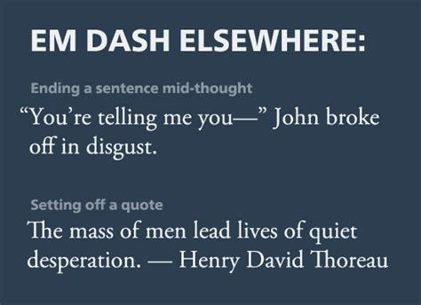Dashes, Quotes and Ligatures: Typographic Best Practices ... I M Lost Quotes