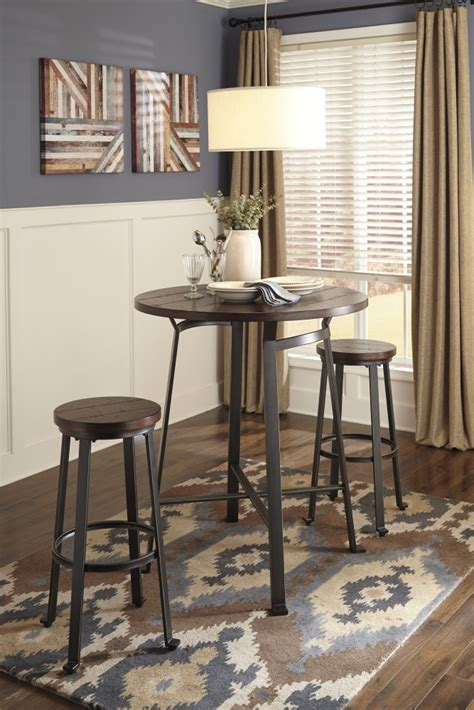 challiman  dining room bar table  stools  bar table sets price