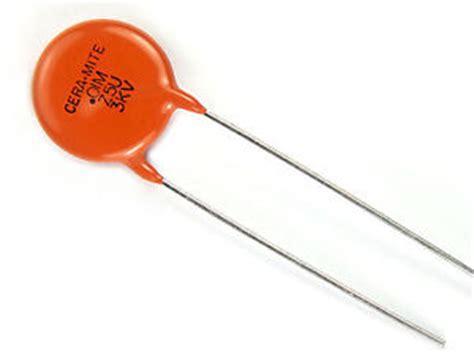 ceramic capacitor z5v 8pcs cera mite 01uf 3kv z5u 01m 17mm disk radial ceramic capacitor ebay