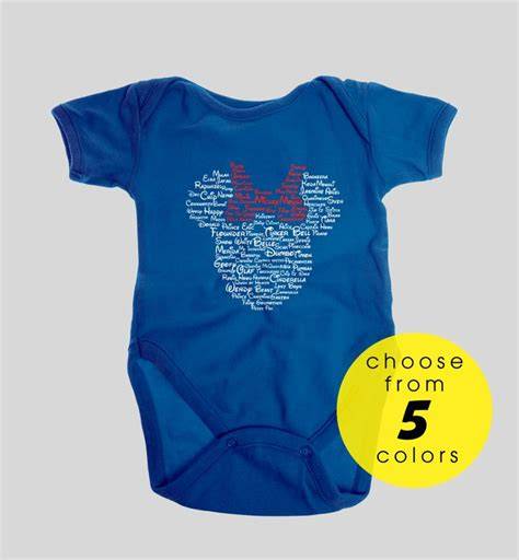 Blouse Skull Trip disney inspired minnie ears infant baby onesie bodysuit family trip shirt by