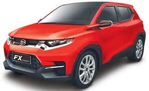 Daihatsu Vehicles
