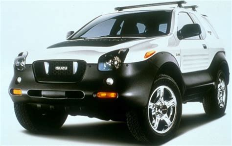 best auto repair manual 2001 isuzu vehicross electronic toll collection used 2001 isuzu vehicross for sale pricing features edmunds