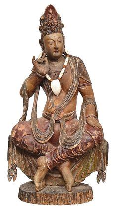 kneeling archer with a green from the terracota army