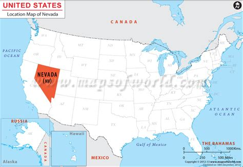 nevada mountains usa map where is nevada location map of nevada