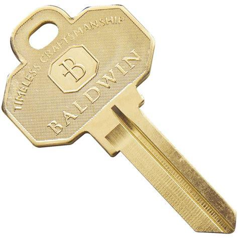 blank house keys kwikset baldwin c house key blank ebay