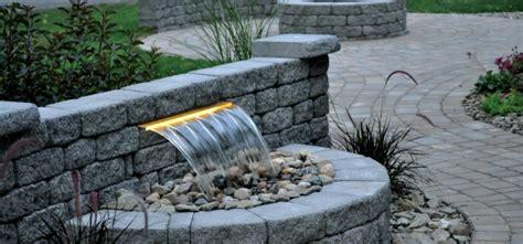 Gartengestaltung Ideen Brunnen by Wasserfall Im Garten Selber Bauen Und Die Harmonie Der