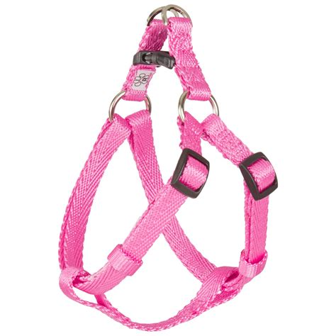 puppy harness petco good2go easy step in pink comfort harness petco